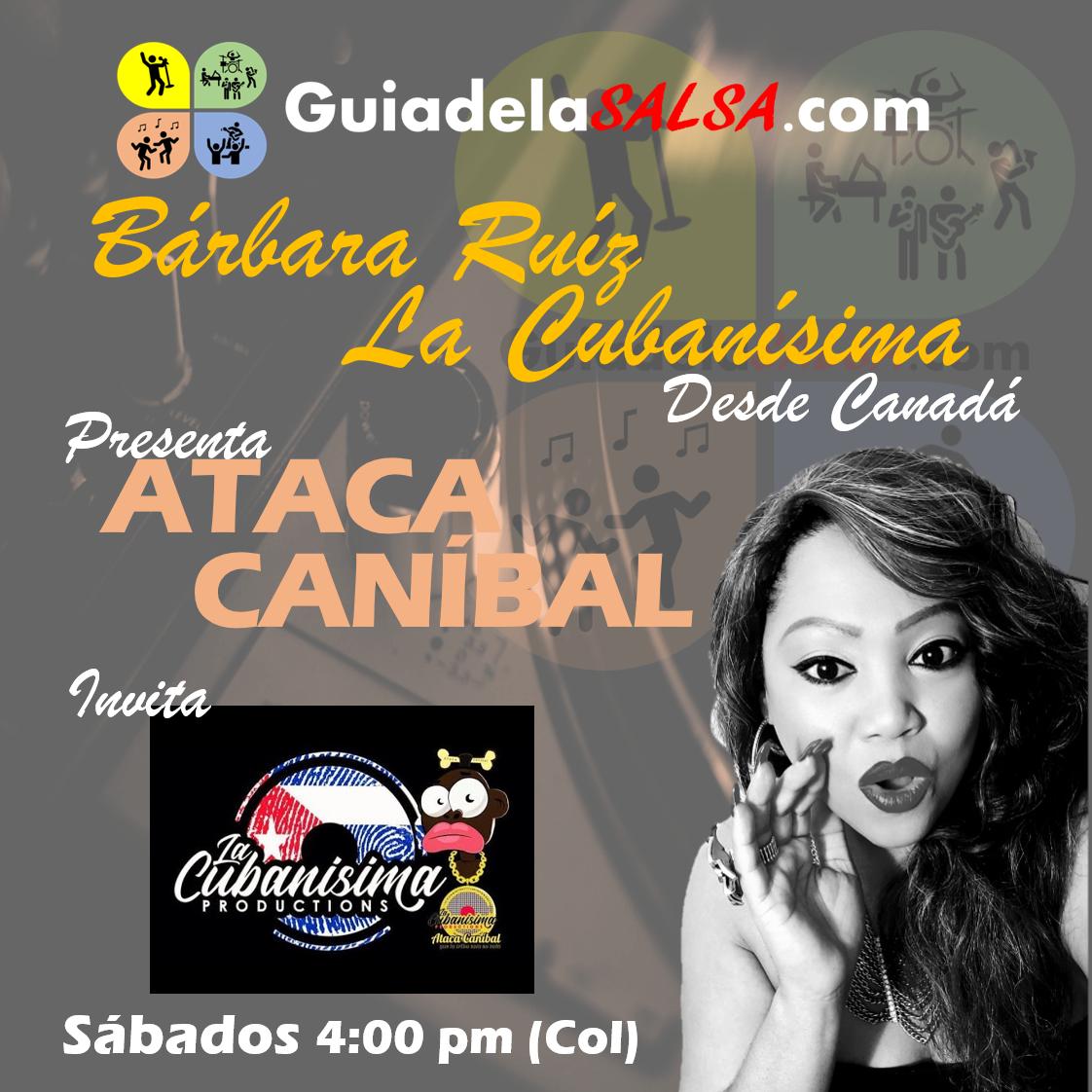 La Cubanísima - Ataca Caníbal